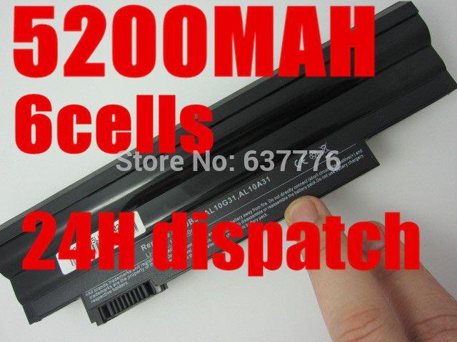$17.50 (Buy here: https://alitems.com/g/1e8d114494ebda23ff8b16525dc3e8/?i=5&ulp=https%3A%2F%2Fwww.aliexpress.com%2Fitem%2Frechargeable-laptop-battery-forACER-Aspire-One-D255-D260-AL10A31-AL10B31-AL10G31-ICR17-65-LC-BTP00-128%2F2022911919.html ) Original Quality New Laptop battery for Acer Aspire One 522 722 D255 D260 D270 E100 AOD255 AOD260 AL10B31 AL10A31 AL10G31 for just $17.50