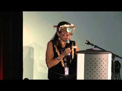 Sharing first nations views and history: Tsawasiya Spukwus at TEDxSquamish - YouTube