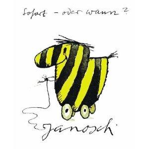 janosch tigerente - the tiger duck . . . lol