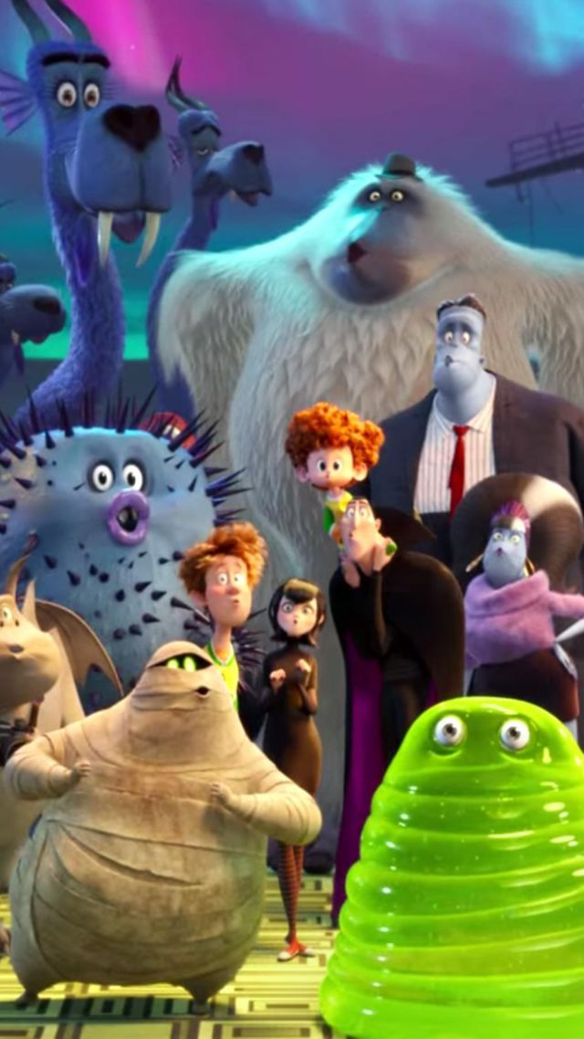 Hotel Transylvania 3 Summer Vacation 4k With Images
