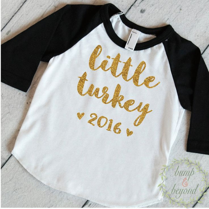Kids Thanksgiving Shirt. This adorable Thanksgiving outfit is perfect for babies, toddlers and children and also makes a great photo prop! We at Bump and Beyond Designs love to help you celebrate life