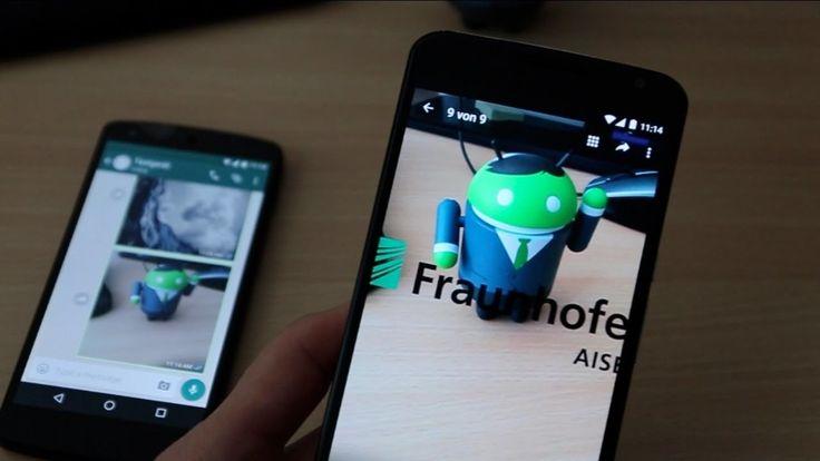 Aktuell! Netzpolitik - WhatsApp-Daten auf Android-Smartphones ungeschützt - http://ift.tt/2lDOxox #news