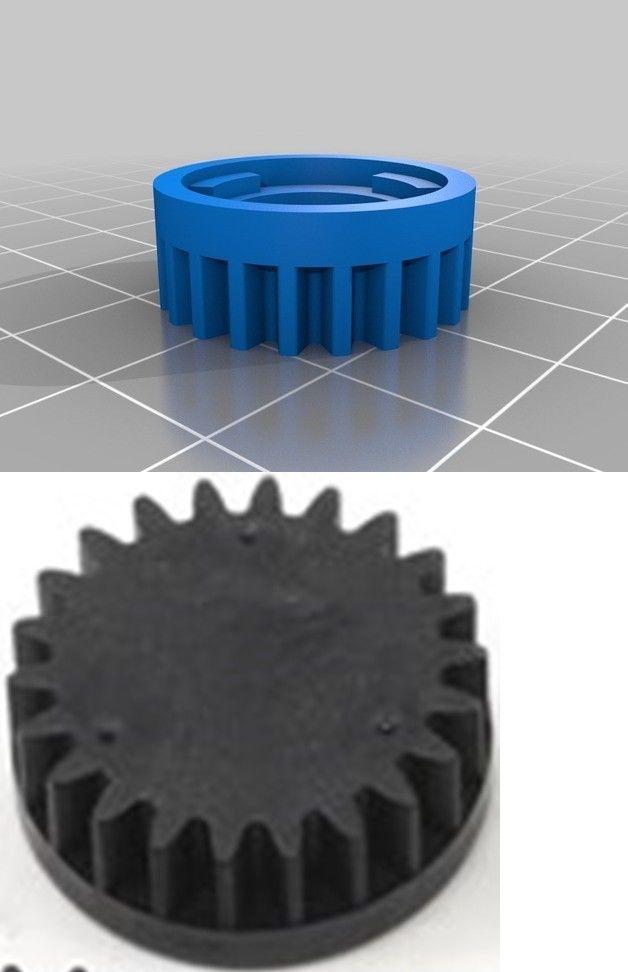1//5 Scale Optional High Speed 54//20 Spur Pinion Gear Set Kit fit HPI BAJA 5B 5T