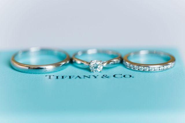 Tiffany & Co. #wedding #ring