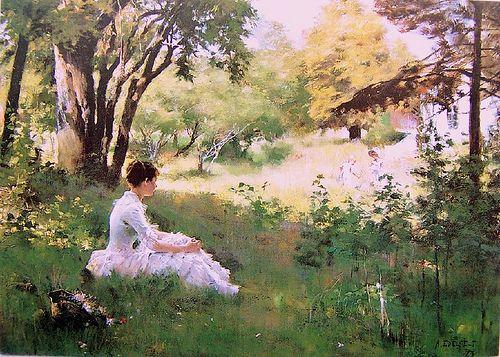 Summer - Albert Edelfelt