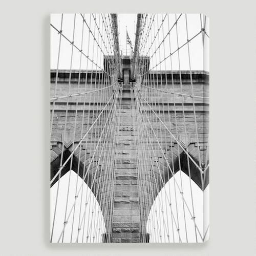 "Costplus Com: ""Brooklyn Bridge"" By Michael Joseph Costplus 125-179"