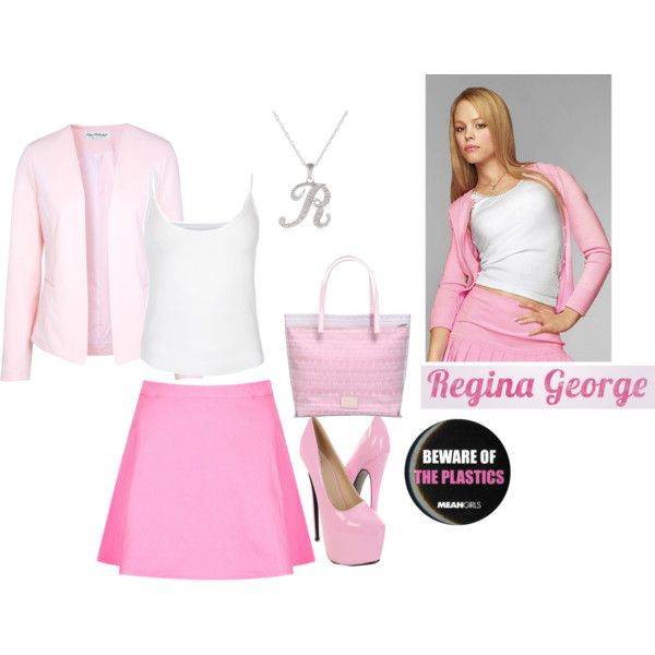 mean girl costume