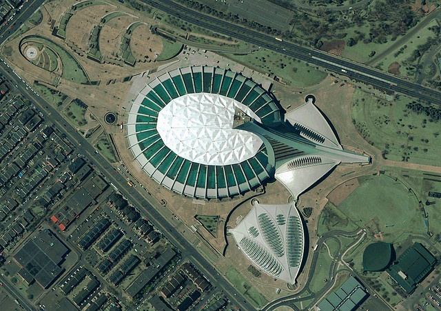 #Olympic stadium #Montreal #architecture