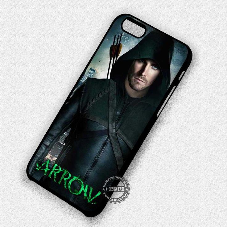 Archer Tv Series Movie Green Arrow - iPhone 7 6 5 SE Cases & Covers