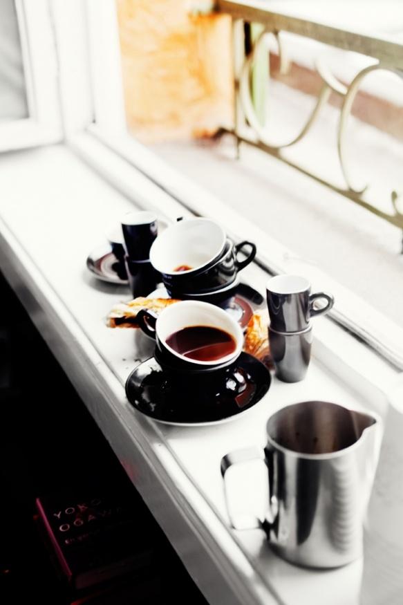 Coffee in Tre Liljor