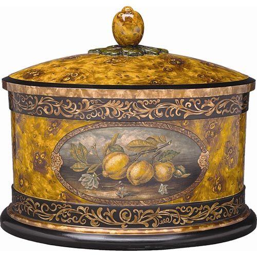 Lemon Box Elizabeth Marshall Boxes Decorative Boxes Home Decor