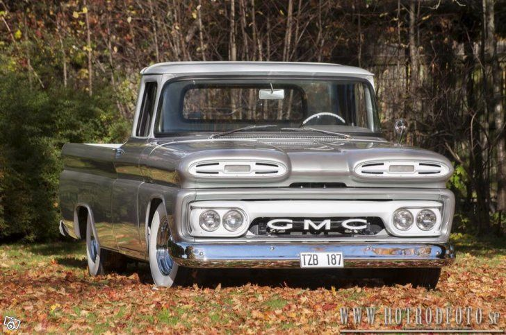 GMC Pickup 1961 / Ultimate truck http://www.davesinclairbuickgmc.com/VehicleSearchResults?search=new