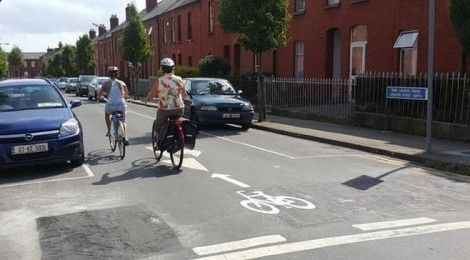 Contra-flow cycling streets could be rolled out across Dublin City