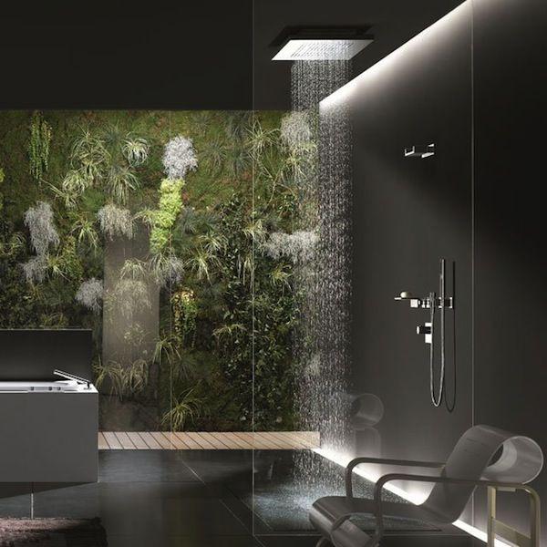 most luxurious showers | View Website: http://www.dornbracht.com/en/Products/Bath-and-Spa ...