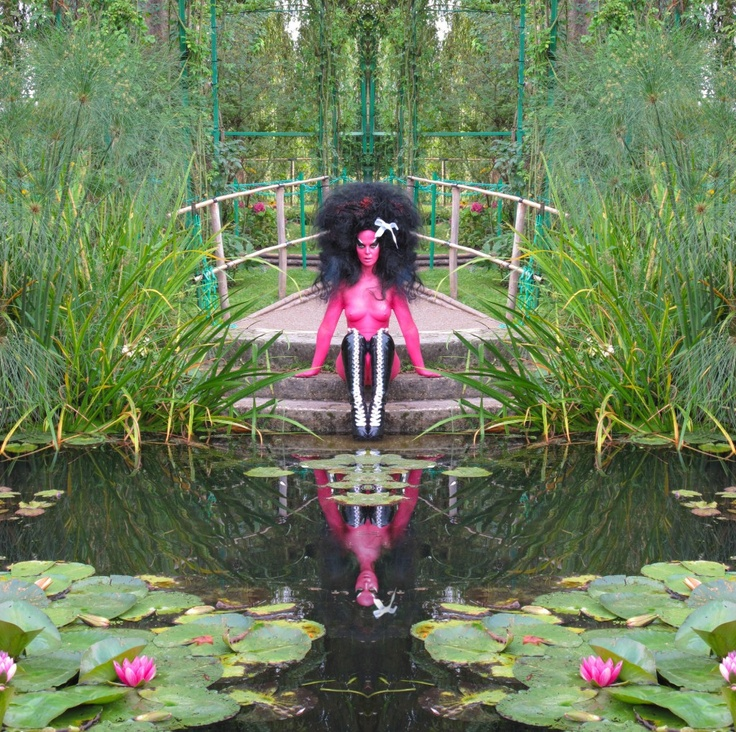 GIVERNY By E.V. Day and Kembra Pfahler at The Hole