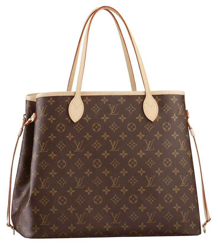 Louis Vuitton Neverfull GM Front  Thinking about it.........