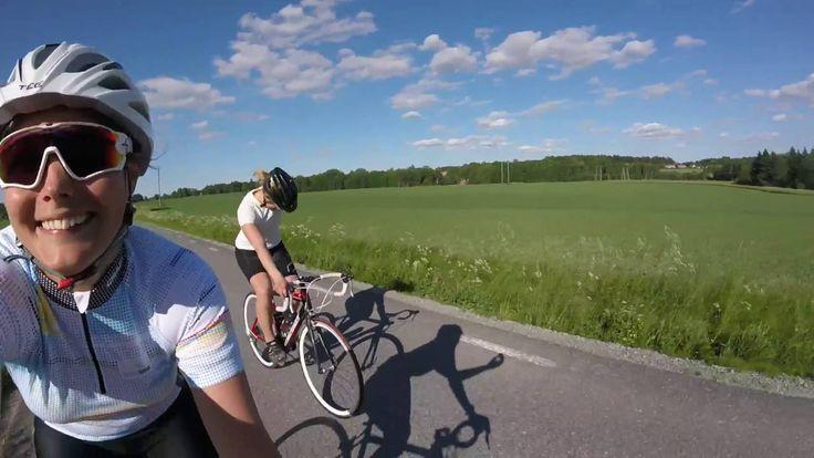 Madde kör en helt otroligt vacker tur - Halvvättern - Madelene Burgström - YouTube