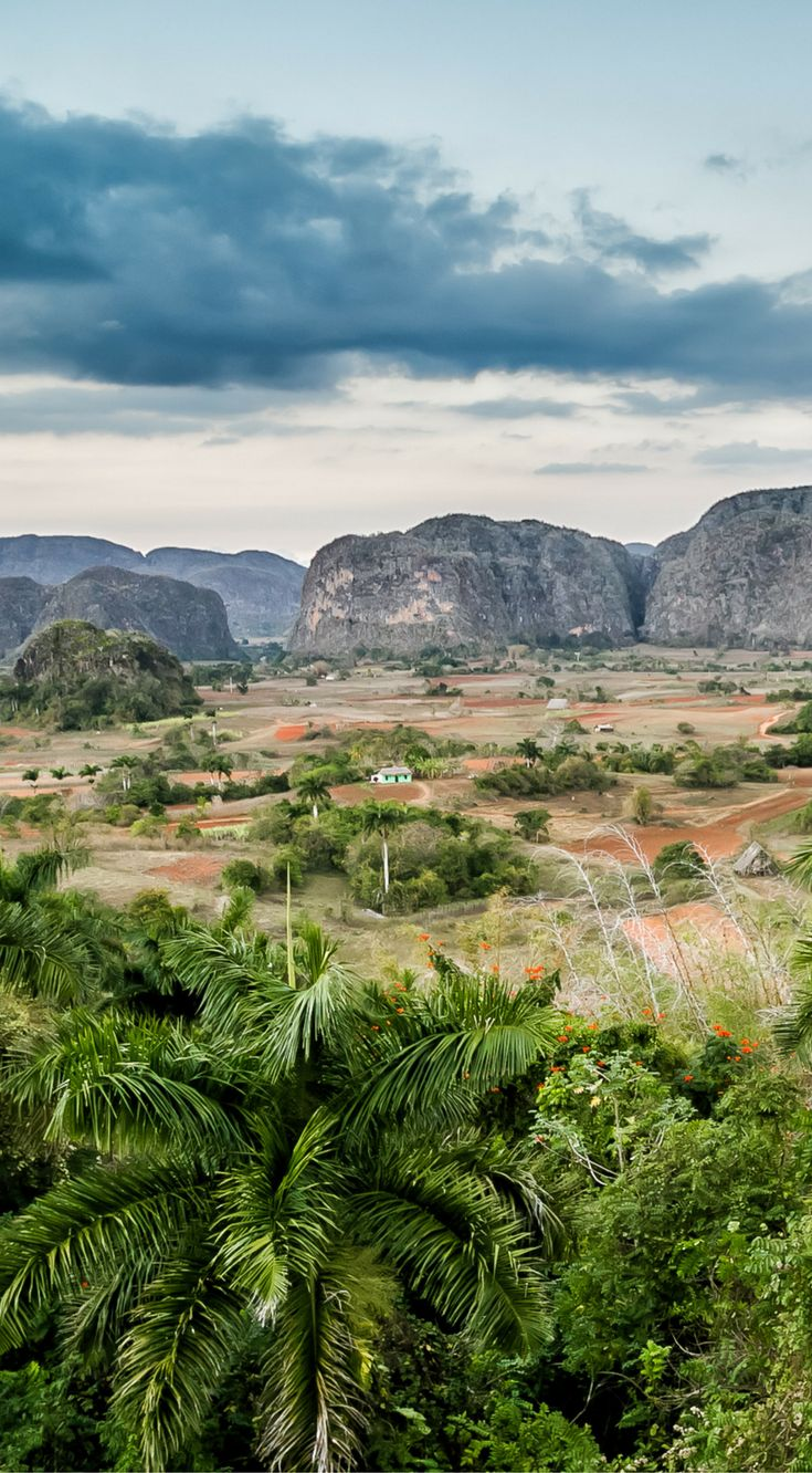 Landscape view of Vinales, Cuba. The photo was taken By Lina Stock on the Divergent Travelers Photography Tour in Cuba. The Divergent Travelers Adventure Travel blog showcases great stories and some of the best travel photography in the world. We run phot