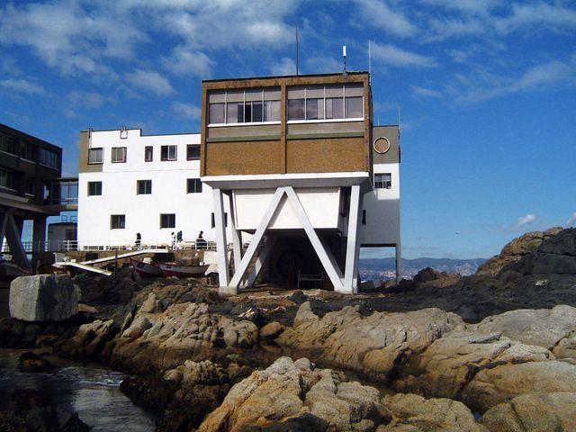Clásicos de Arquitectura: Estación de Biología Marina de Montemar / Enrique Gebhard