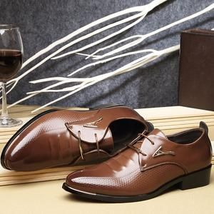 new shoes with narrow toe brown a true gentleman knows