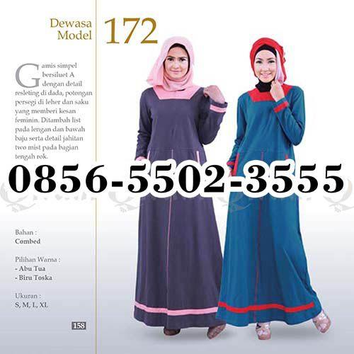 Gamis Qirani 112, HP.0856-5502-3555,