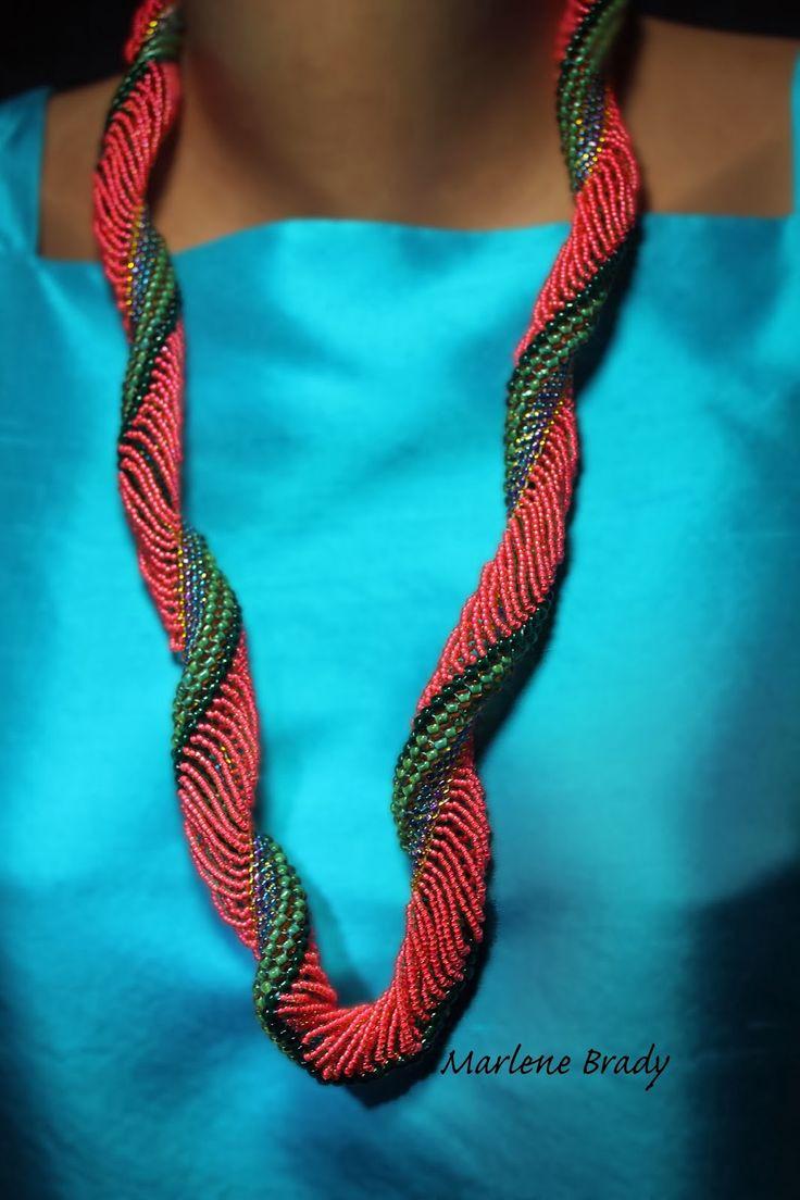 Seed bead bracelet patterns pinterest