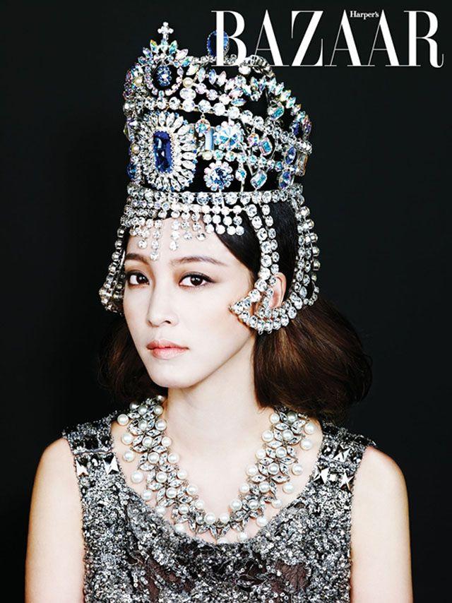 han+ye+seul |  Korean Actress Han Ye Seul has transformed into a goddess for the upcoming ...