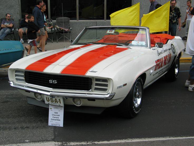 1969_Chevrolet_Camaro_Pace_Car
