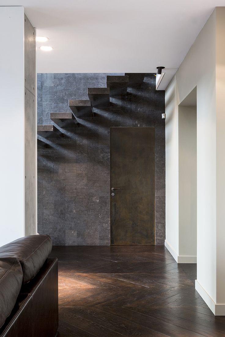 Interior with terrace | mg2architetture
