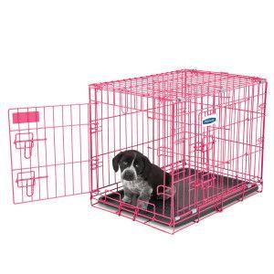 Petmate 2-Door Puppy Training Retreat Dog Crate | Crates | PetSmart