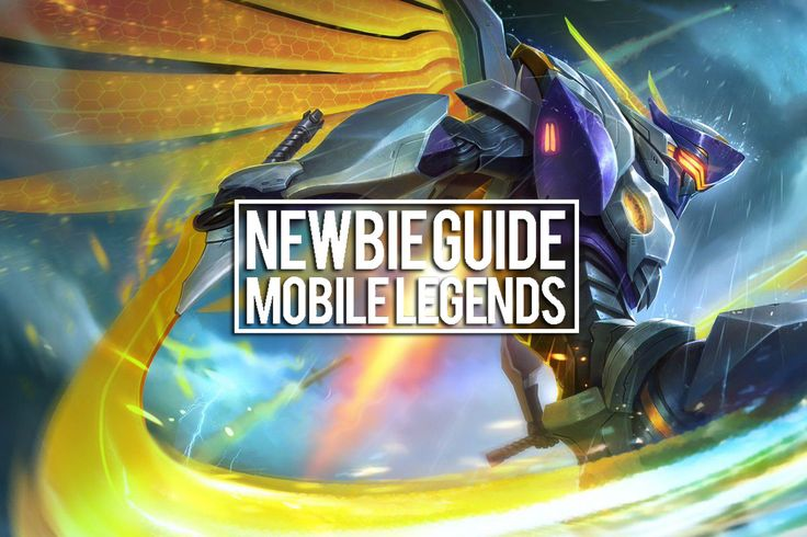 Newbie Guide Mobile Legends - GituAja