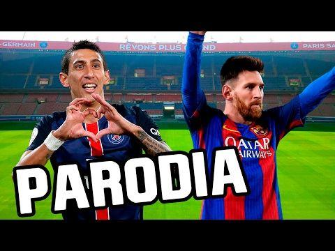 Parodia Musical de Luis Fonsi - Despacito ft. Daddy Yankee Paris Saint Germain vs Barcelona 2017 - Like & Suscríbete! Suscribite! :D  muchos goles jaja Twitter:  Facebook:  Instagram:  Google +:  Suscribite! :D  MI APP: