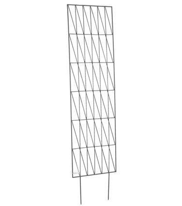 Lehvä-kasvutuki, korkeus 140 cm