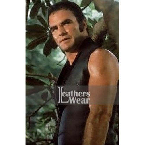 Deliverance Burt Reynolds Leather Vest