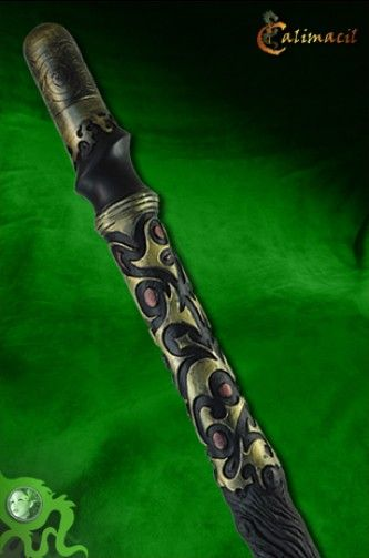 1000+ images about WEAPONS: Staves & Spears on Pinterest ...