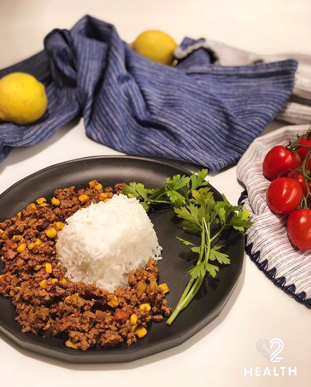 New recipe on 2 Health App: One-Pot Beef Chili. Here is something that you can cook when you don't know what to cook and you don't have lots of time. This is a quick and easy one-pot meal which requires very little fuss. Once youve added all of the ingredients and set your timer you can walk away and forget about it until you hear that beeper go off. Enjoy!   . . . . .  #health #food #weightloss #healthybody #healthyfood #healthylife  #healthychoice #instahealth #yogafood #yogalife #fitfoodie #wholefoods #realfoods #healthyeating #healthyliving #feelfreefeed #positivevibes #wellness #picoftheday #foodisamedicine #feelgoodphoto #wellness #foodporn #instafood #diet #meatlovers #beautifulcuisines