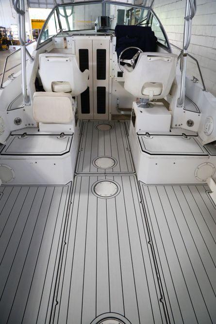 Grady White Gets SeaDeked | SeaDek Marine Products Blog – Swim Platform Pads