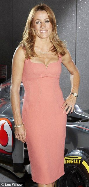 Flack said she 'perked up' when she was introduced to Prince Harry via their mutual friendNatalie Pinkham, a Formula One correspondent for Sky Sports, after splitting from an ex-boyfriend in 2009