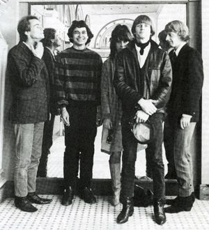The Great Society - The band was founded by brothers Darby and Jerry Slick and Jerry's wife Grace (Slick).
