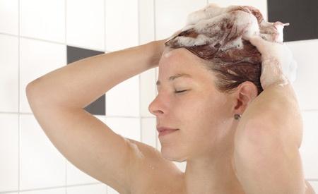 Selbst gemachtes Haarwachstums-Shampoo gegen Haarausfall