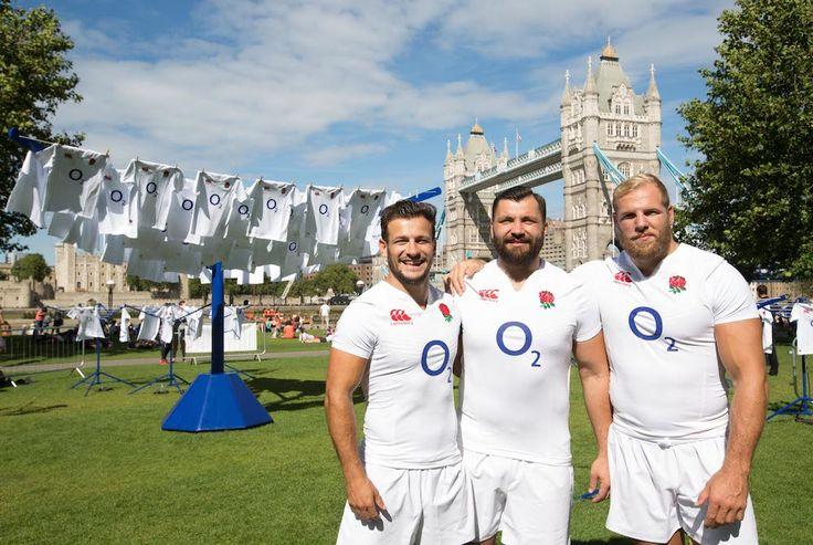 O2 unveils 50,000 shirt giveaway campaign | www.sportindustry.biz