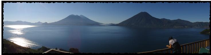 Lomas de Tzununa, Lake Atitlan