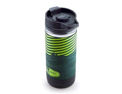 GSI Commuter Java Press - stempel- og termokande i et. Lækker kaffe også i ødemarken.