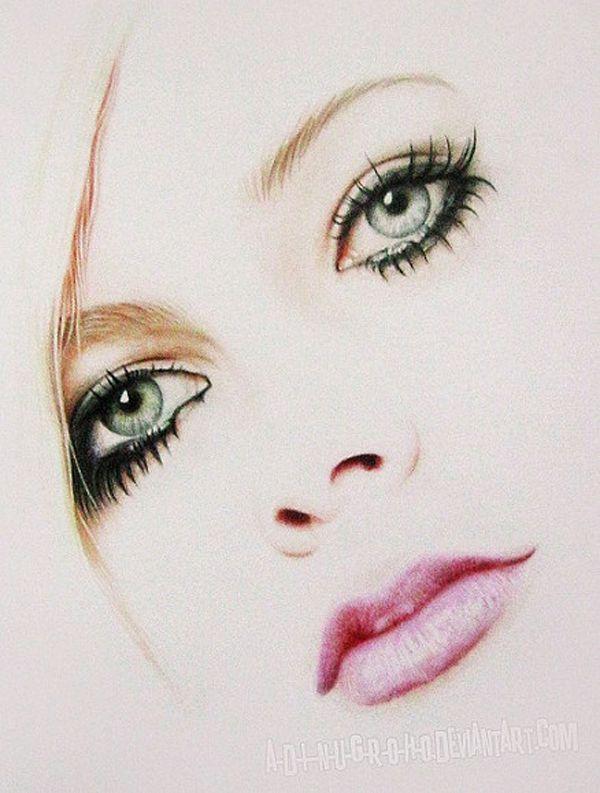 Realistic pencil portraits by Adi Nugroho - ego-alterego.com
