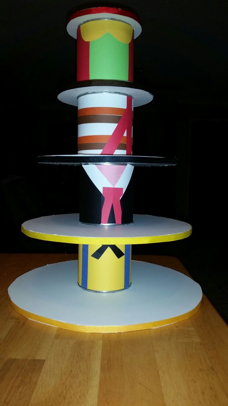 El chavo del 8, chilindrina cake and cupcake tower