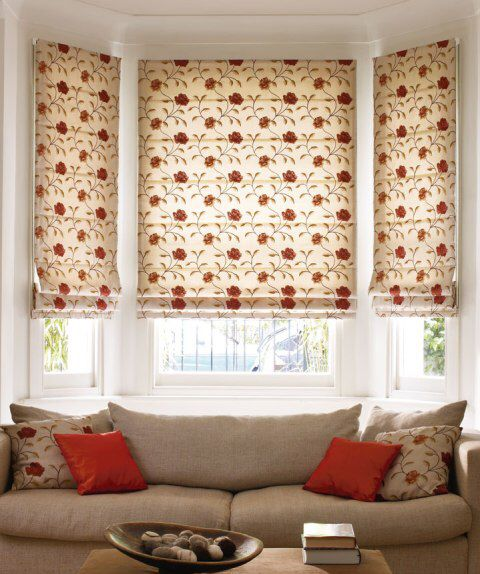 Find This Pin And More On Home Roman Blinds