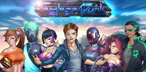 Alumni game Cyberpunk Casanova