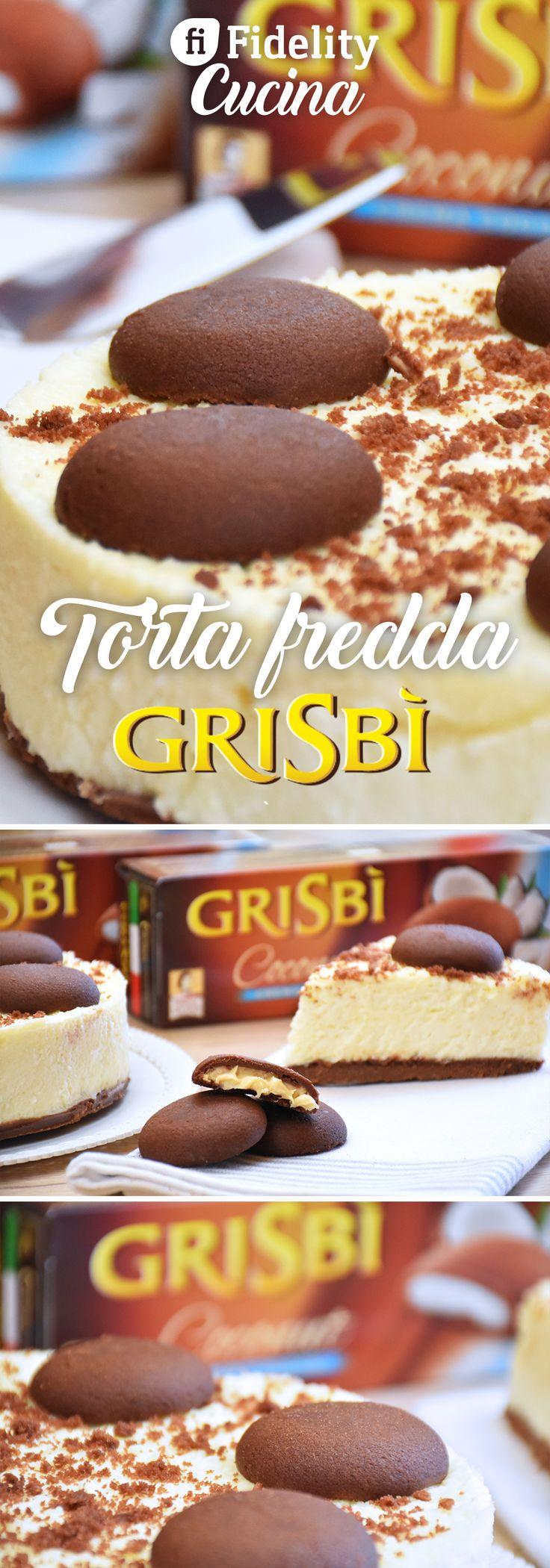 La torta fredda Grisbì è un vero peccato di gola in cui cocco e cioccolato bianco si sposano alla perfezione. Ecco la ricetta ed alcuni consigli