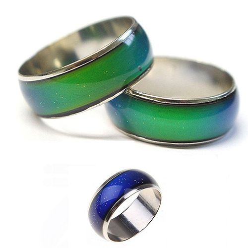 0,36 EUR, inkl. Versand: Newest Women Men Emotion Feeling Changing Color Mood Temperature Couple Ring Jewelry-in Rings from Jewelry & Accessories on Aliexpress.com | Alibaba Group