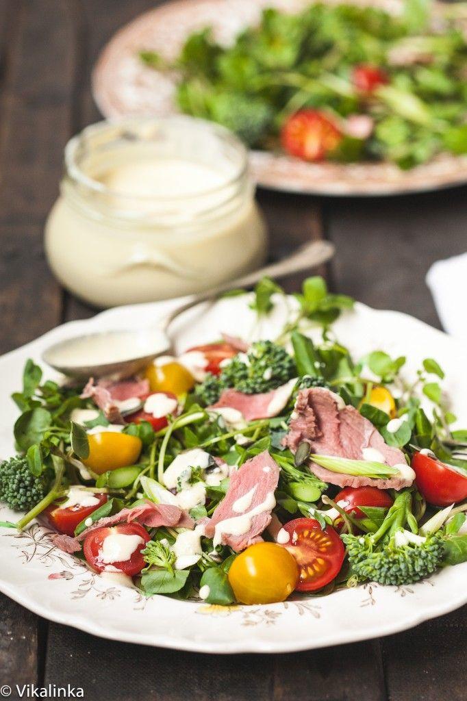Horseradish Vinaigrette Recipe — Dishmaps